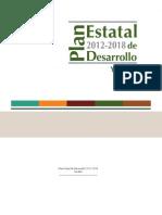 plan estatal de desarrollo 2012-2018 Yucatan