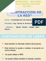 Contracción de La Red