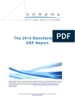 2014 Manufacturing ERP Report