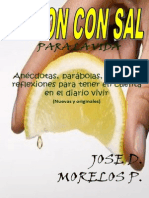 Limon Con Sal Para La Vida