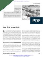 2 - Une Cité Industrielle