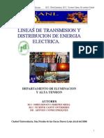 Libro Lineas de Transmisión y Distribución