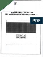 Manual Primavera P6