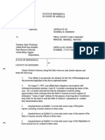 State v Wicklund - Affidavit of Sandra Johnson 20150220114351PUB_Redacted