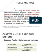 Chapter 4 - Fuels and Fuel Systems