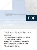 Dist Lecture 5 Lumped Parameter Systems 2 (1)