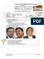 Gobiernos de Alan. Toledo y Fujimori