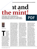 Print and the mint!-Paid News-GovernanceNow-Sept 1-15, 2010.pdf