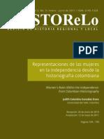 Dialnet-RepresentacionesDeLasMujeresEnLaIndependencia