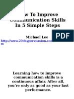 howtoimprovecommunicationskillsin5simple-110428073445-phpapp01.ppt