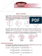 Fractions - Class VI
