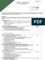 e2c2borganizational Behavior-pg Mba 1st Sem
