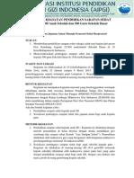 Panduan Sarapan Sehat Untuk Mitra 2 Januari 2015