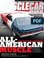Muscle Car Review - March 2015 USA