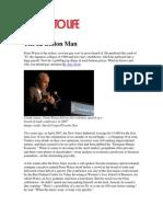 Prem Watsa - The 2 Billion Dollar Man - Toronto Live - 04-2009