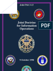 Joint Doctrin for Information Operations
