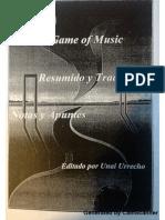 el juego interior de la musica