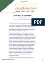 2000 12 21-Reale Ante Os Medíocres-Olavo de Carvalho