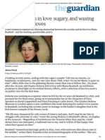 Young Dickens in Love_ Sugary, And Waxing Lyrical About Gloves _ Books _ the Guardian