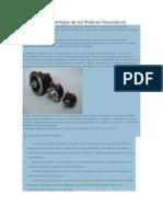 Aplicaciones y Ventajas de Los Motores