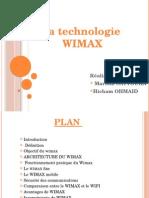 Presentation Wimax