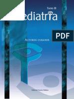 Pediatria Tomo III - Autores Cubanos