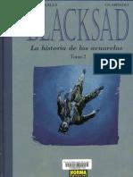 Blacksad Historia de las acuarelas tomo 2