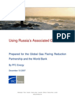 Using Russia's Associated Gas