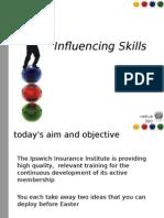 Influencing Skills.ppt