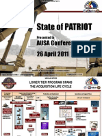 State Of Patriot Missiles