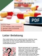 stereokimia dalam obat