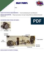 2.972 How a Gear Pump Works MIT