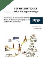 Les Cartes Heuristiques Cycles 2 Et 3