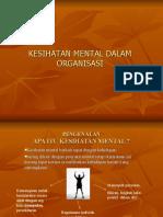 Mental Organisasi 2