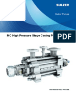 MC HighPressureStageCasingPump E10026