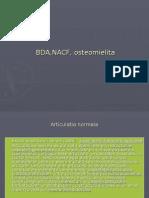 Boala Degenerativa Artrozica FOISOR