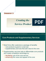 4. Module 4 Session 6 - Creating the Service Product