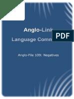 A-F 109 Negatives