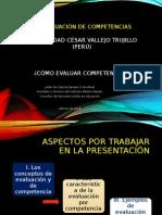 Evaluacion de Competencias Peru 2015