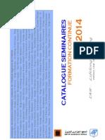 Catalogue Seminaires 2014