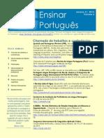 Ensinar Português Boletim 4