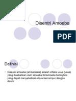 Disentri Amoeba