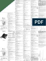 Alcatel Phone Temporis 700 Manual Usuario ES