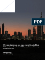 Wireless Backhaul Can Ease Transition to Fibre_SenzaFiliConsulting