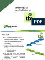 LTE - Internet & VPN Service