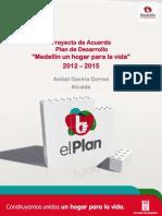 Plan de Desarrollo 2012- 2015