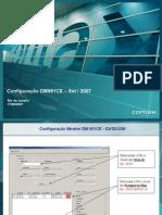 DATACOM - Configuração DM991CE-Contax