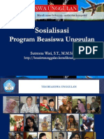 Buku Panduan Beasiswa Unggulan
