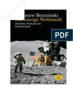 Brzezinski 1997 - Die Einzige Weltmacht - NEUES PDF