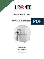 AF1 Manuale